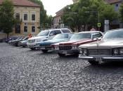 Cadillac klub rallye