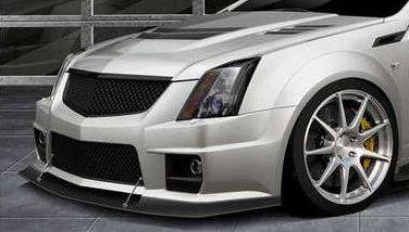 Nadupaný Cadillac CTS Coupe