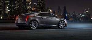 Cadillac chystá nové kupé ELR #usmotors