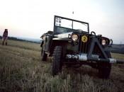 Natáčení 70 let Jeep