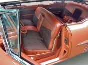 1958 Cadillac Sedan deVille: interiér