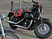 Harley-Davidson Sportster XL1200X Forty Eight