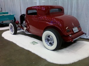 32 Ford 3-window Coupe