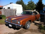 1975 Pontiac Grand LeMans Sport Coupe