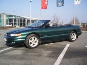 1998 Chrysler Stratus 2.0 Convertible