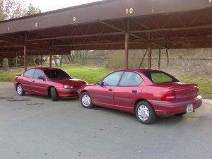 Chrysler &amp; Dodge Neon