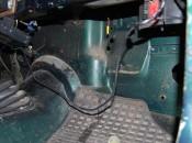 topení - Jeep CJ-7