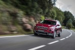 The all-new Jeep Cherokee Limited, powered by the efficient 2.0-